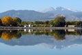 Loveland, Colorado Royalty Free Stock Photo