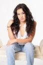 Lovely Asian Girl Royalty Free Stock Photo