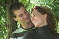 Lovely couple Royalty Free Stock Photo
