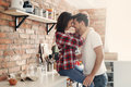 Lovely couple Royalty Free Stock Photo