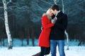 Lovely Couple In Love, Tendern...
