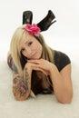 Lovely girl Royalty Free Stock Photo
