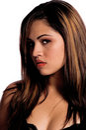 Lovely Latina Stock Photo