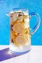 Lovely lemonade Royalty Free Stock Photo