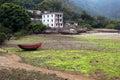 Low Tide In Abandoned Village Of Chek Keng, Hong Kong.