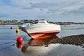 Low Tide At Shaldon Harbour