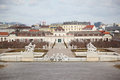Lower Belvedere in Vienna Royalty Free Stock Images