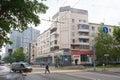 Lower Presnya residential building in Moscow 13.07.2017