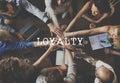Loyalty Honesty Trust Sincerity Concept Royalty Free Stock Photo