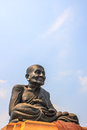 Luang Pu Thuad Buddha statue Stock Images