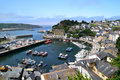 Luarca, Asturias - Spain Stock Photo