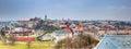 Lublin Old Town Panorama, Pola...