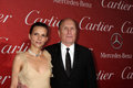 Luciana Pedraza,Robert Duvall Stock Photo