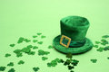 Lucky Hat Royalty Free Stock Photography