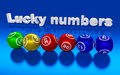 Lucky lottery numbers