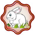 Lucky Rabbit Stock Image