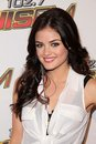 Lucy hale at kiis fm s wango tango concert staples center los angeles ca Royalty Free Stock Photo