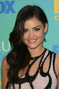 Lucy hale at the teen choice awards universal amphitheater universal city ca Stock Images