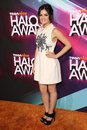 Lucy hale at the teennick halo awards hollywood palladium hollywood ca Stock Photo
