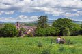 Ludlow, Shropshire Royalty Free Stock Photo