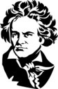 Ludwig van Beethoven/eps Stock Photos