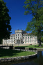 Ludwigslust Castle (Germany) Royalty Free Stock Photos
