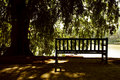 Lugar romântico Imagem de Stock