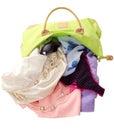Luggage bag Royalty Free Stock Photo
