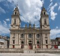 Lugo, Galicia, Spain Royalty Free Stock Photo