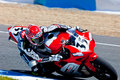 Luis Fernando Sainz pilot of Stock Extreme Stock Image