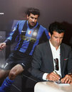 Luis Figo Royalty Free Stock Photos