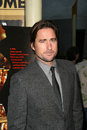 Luke wilson at the middle men los angeles premiere arclight hollywood ca Stock Images