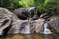 Lukkam waterfalls, India Stock Photography