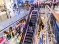 Luksusowy centrum handlowe Zdjęcie Stock