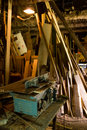 Lumber mill Royalty Free Stock Images
