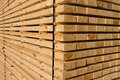 Lumber and timber Royalty Free Stock Photo