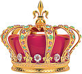 Royalty Free Stock Photography Royal Crown