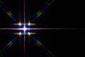 Luminous spectrum Royalty Free Stock Photo