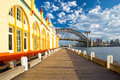 Luna Park in Sydney Royalty Free Stock Photo