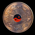 Lunar calendar Royalty Free Stock Photo