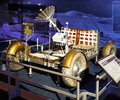 Lunar Roving Vehicle Royalty Free Stock Photo
