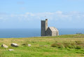 Lundy Church Royalty Free Stock Photo