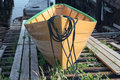 Lunenburg Dory Stock Photo