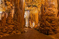Luray Caverns Royalty Free Stock Photo