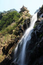 Lushan waterfall Stock Photos