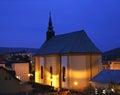 Lutheran Church in Bardejov. Slovakia