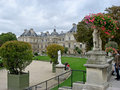 Luxembourg Gardens Royalty Free Stock Photos