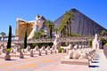 Luxor las vegas sept hotel and casino on sept in nv built in the theme hotel was modeled after an egyptian pyramid with Stock Photos
