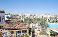 Luxurious hotel at Sharm el Sheikh Royalty Free Stock Photography
