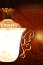 Luxurious lamp Royalty Free Stock Photography
